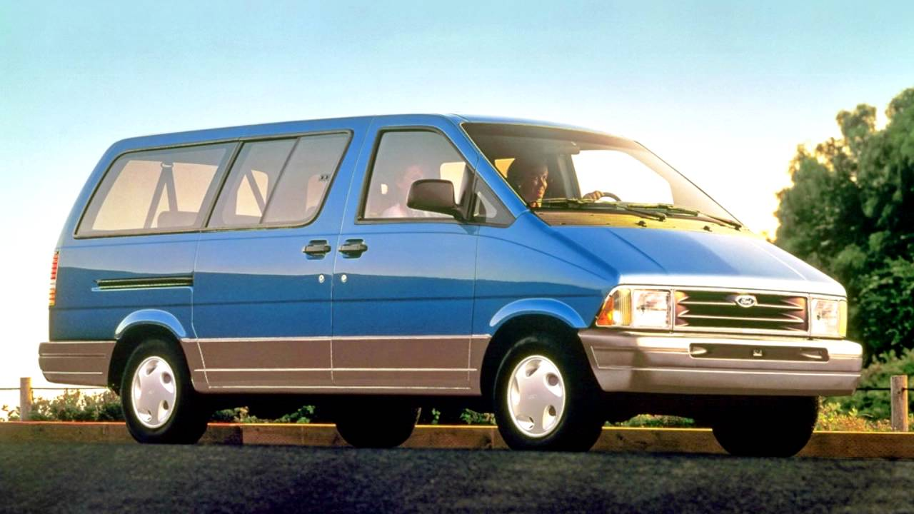 1992 ford aerostar photos  informations  articles