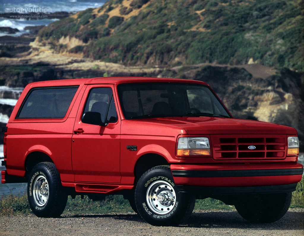 1992 Ford Bronco #20