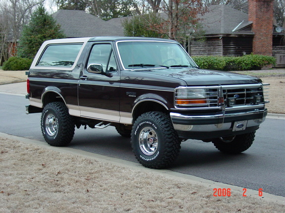 1992 Ford Bronco #19