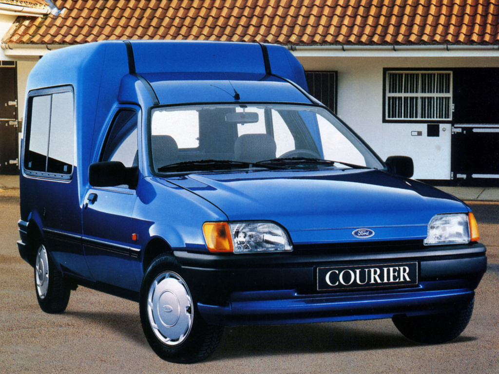 1992 Ford Courier #6
