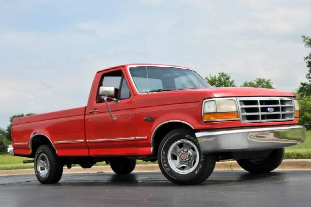 1992 Ford F-150 #19