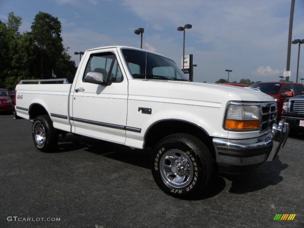 1992 Ford F-150 Photos  Informations  Articles