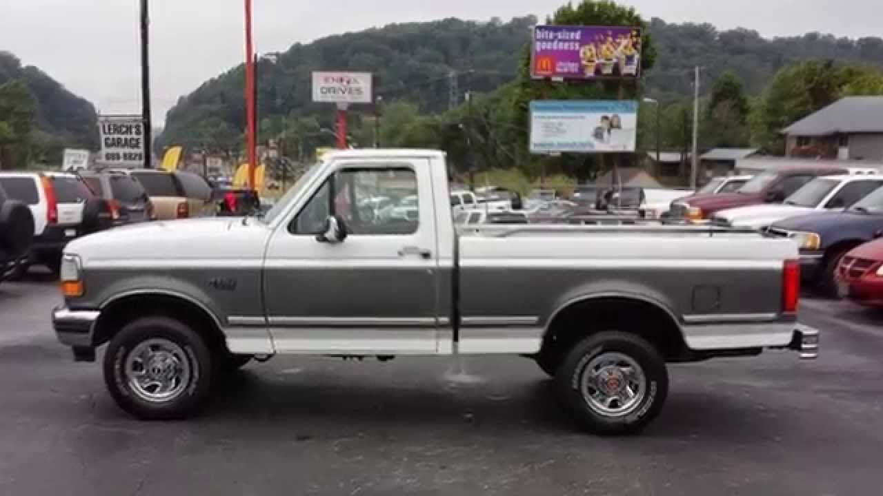 1992 Ford F-150 #18