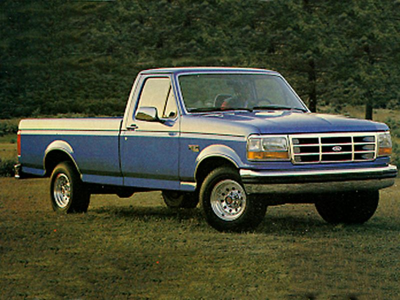 1992 Ford F-150 #20