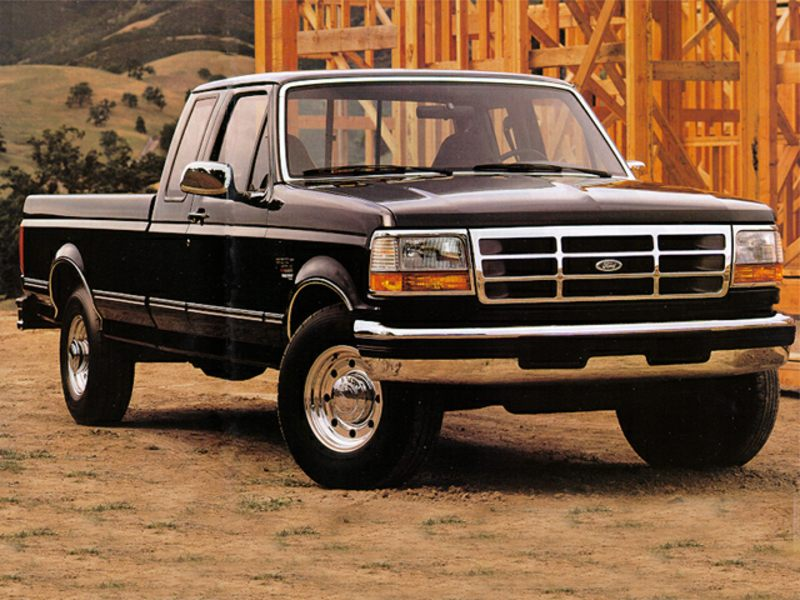 1992 Ford F-250 #15