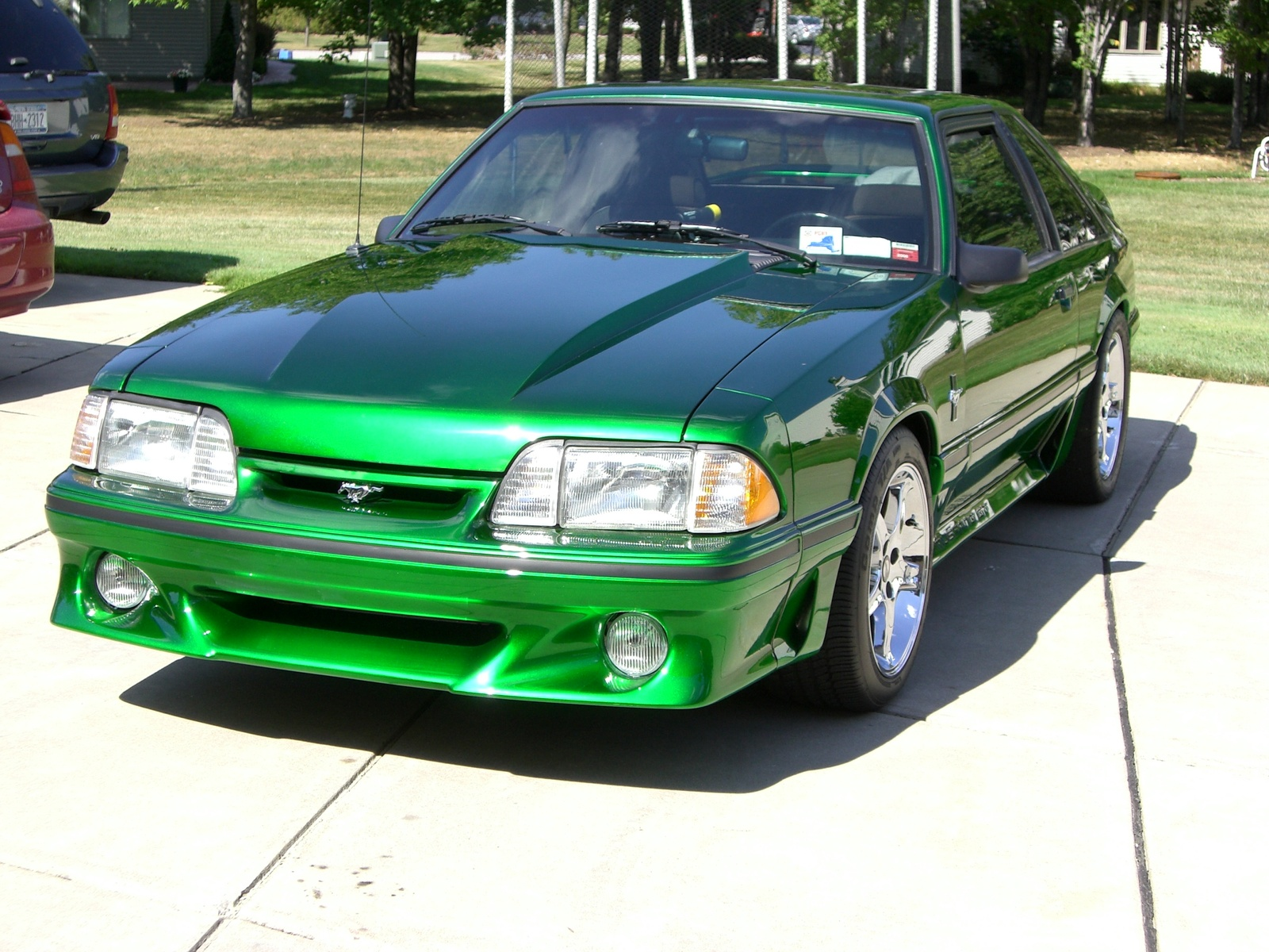 1992 Ford Mustang #25