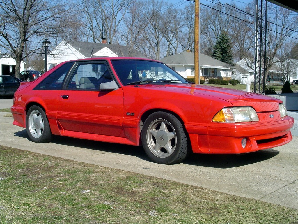 1992 Ford Mustang #18