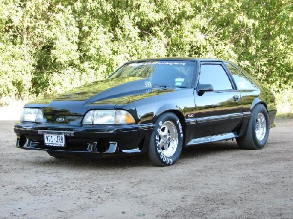 1992 Ford Mustang #27