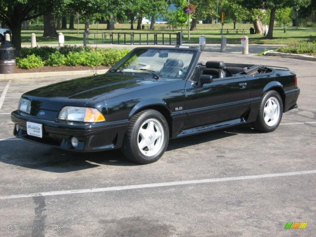 1992 Ford Mustang #24