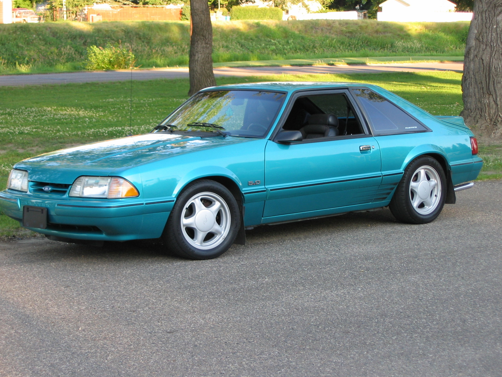 1992 Ford Mustang #17