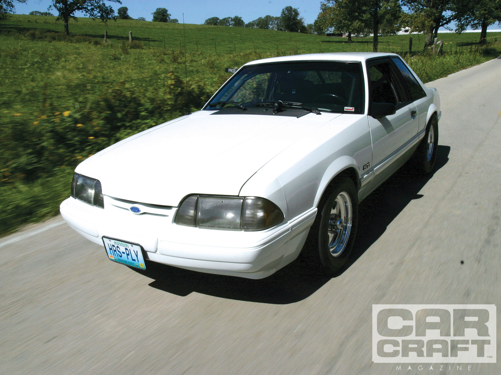 1992 Ford Mustang #23