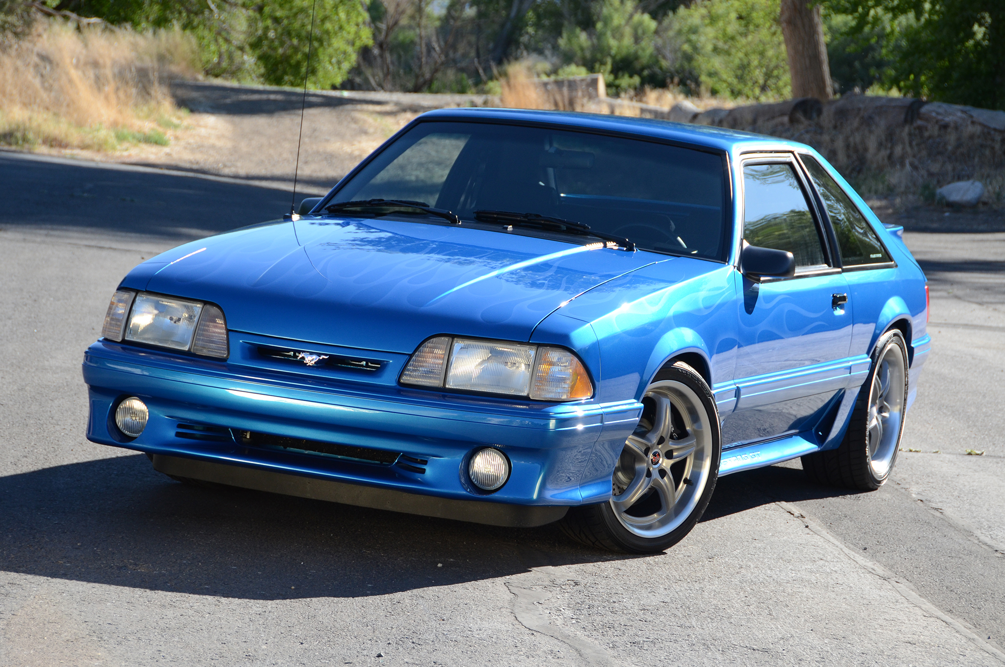 1992 Ford Mustang #20
