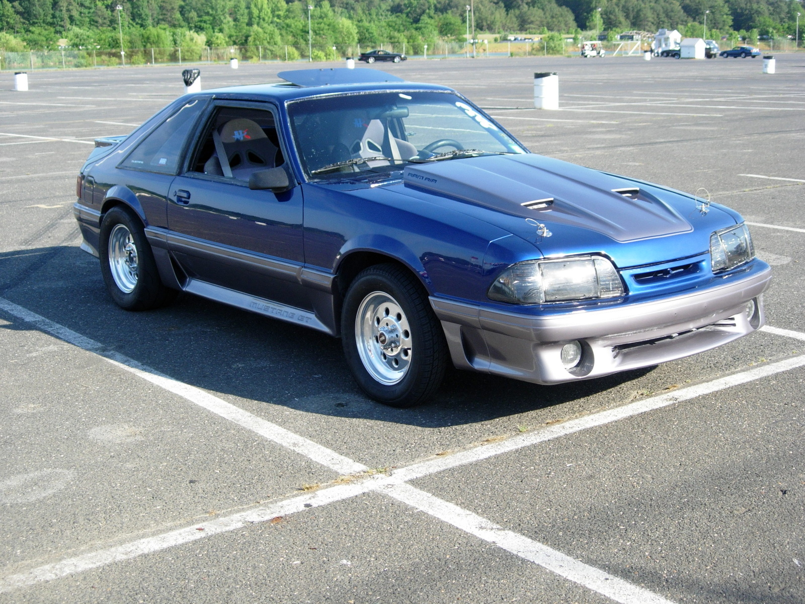 1992 Ford Mustang #19