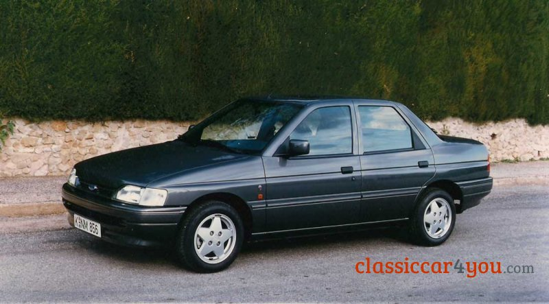 1992 Ford Orion #18