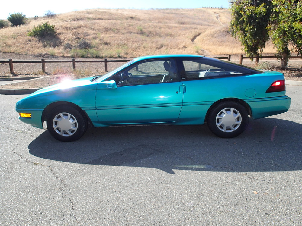 1992 ford probe photos informations articles. Black Bedroom Furniture Sets. Home Design Ideas