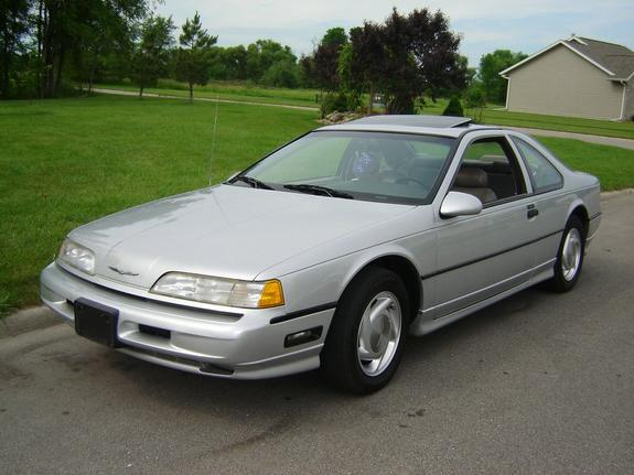1992 Ford Thunderbird #18