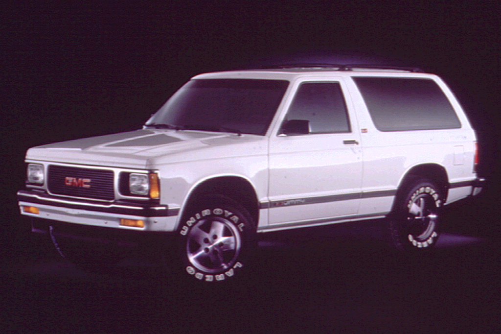 1992 GMC Jimmy #15
