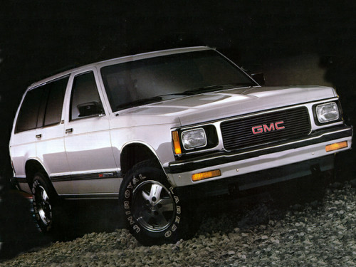 1992 GMC Jimmy #17