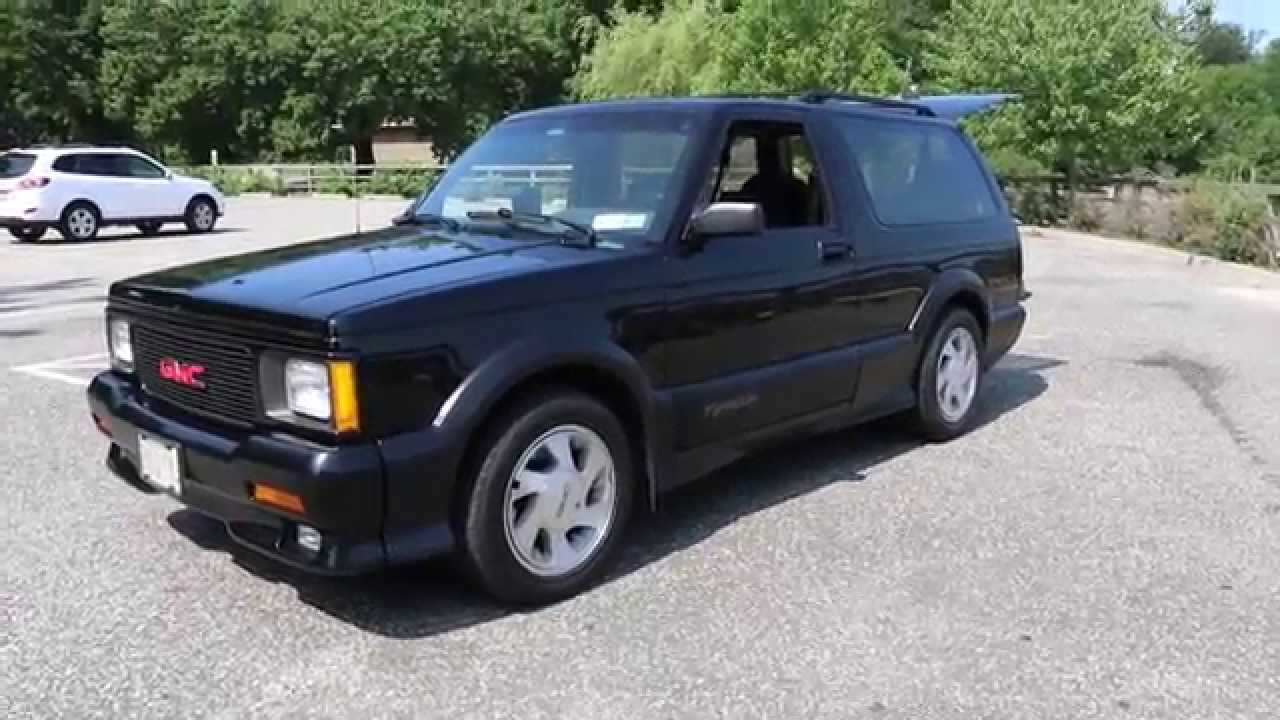 1992 GMC Jimmy #16