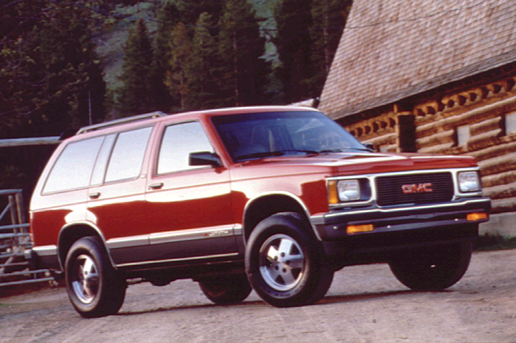 1992 GMC Jimmy #14