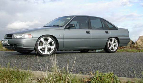 1992 Holden Commodore #17