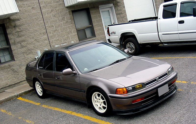 1992 Honda Accord #20