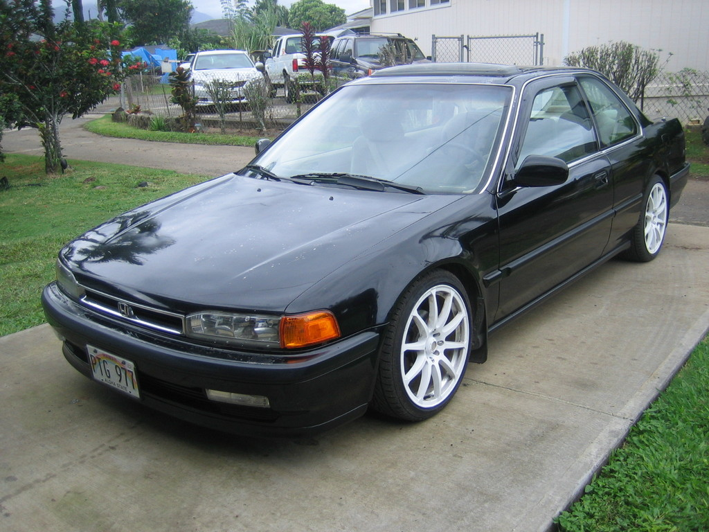 1992 Honda Accord #21