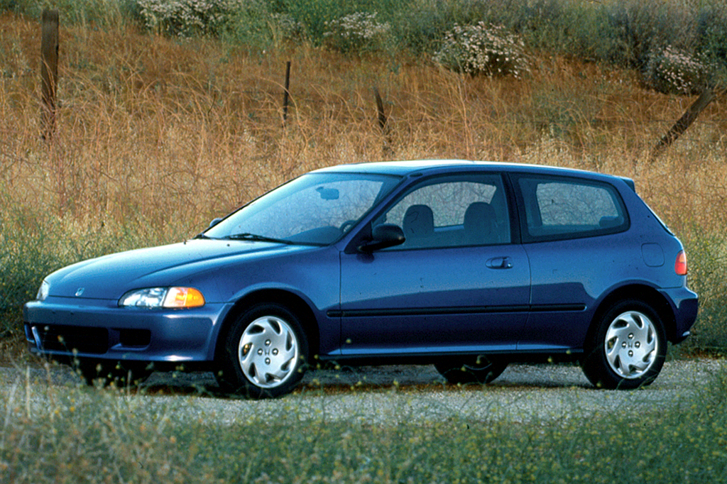1992 Honda Civic #19