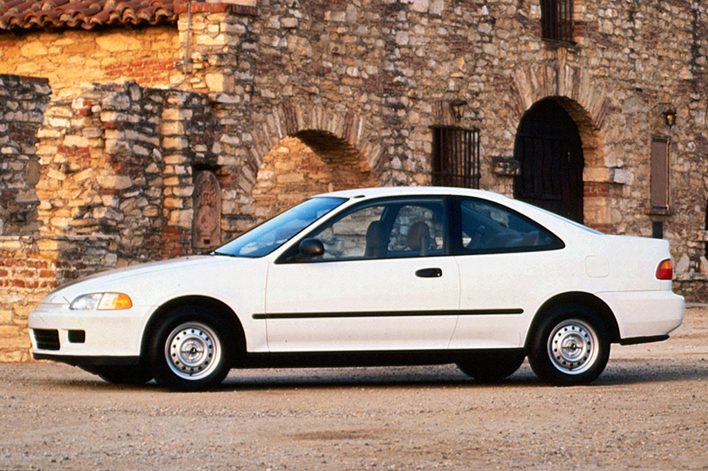 1992 Honda Civic 22