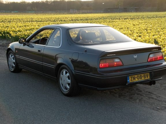 1992 Honda Legend #17