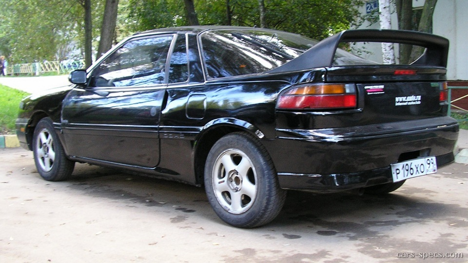 1992 Isuzu Impulse #21