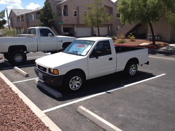 1992 Isuzu Pickup Photos Informations Articles
