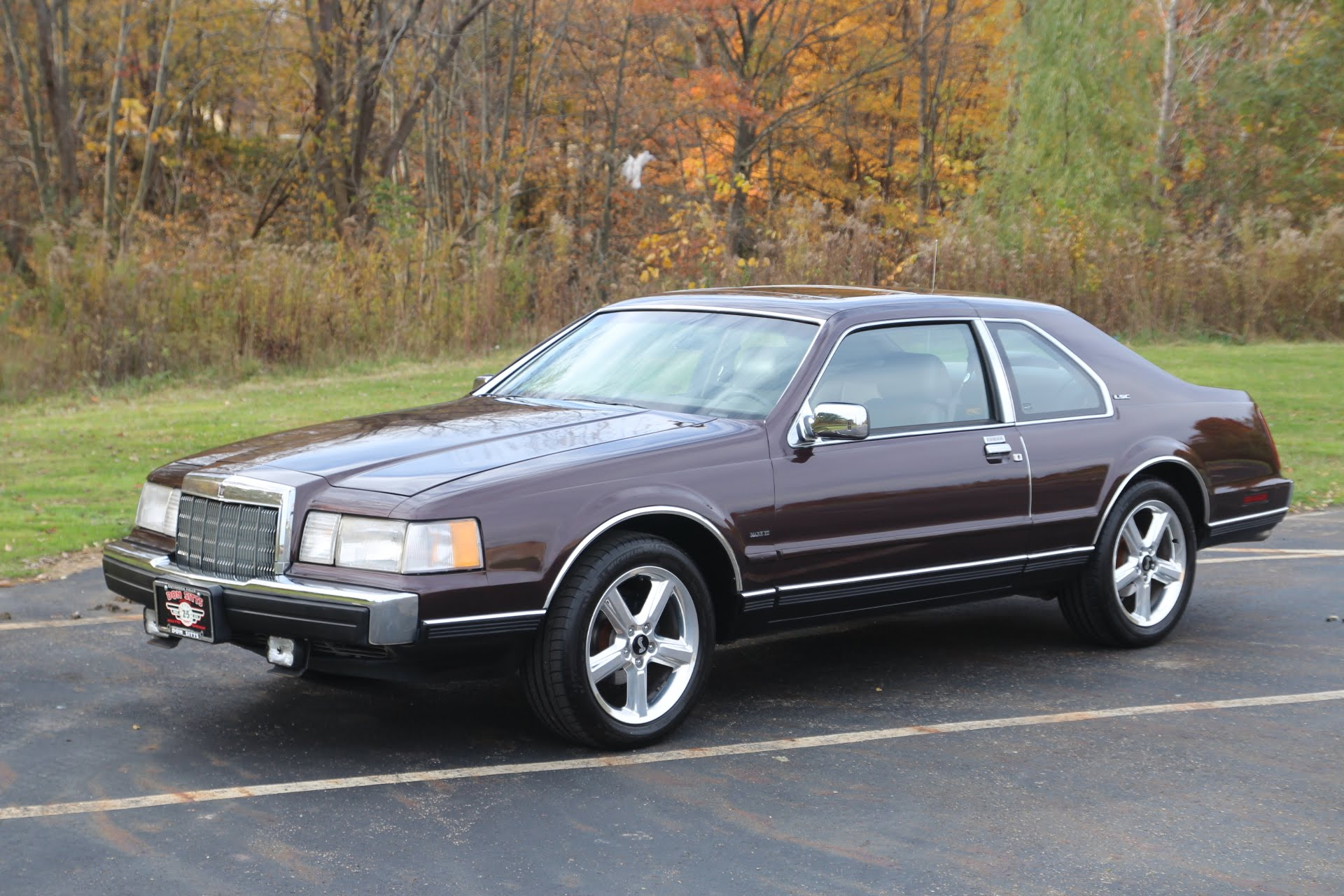 1992 Lincoln Mark Vii Photos Informations Articles