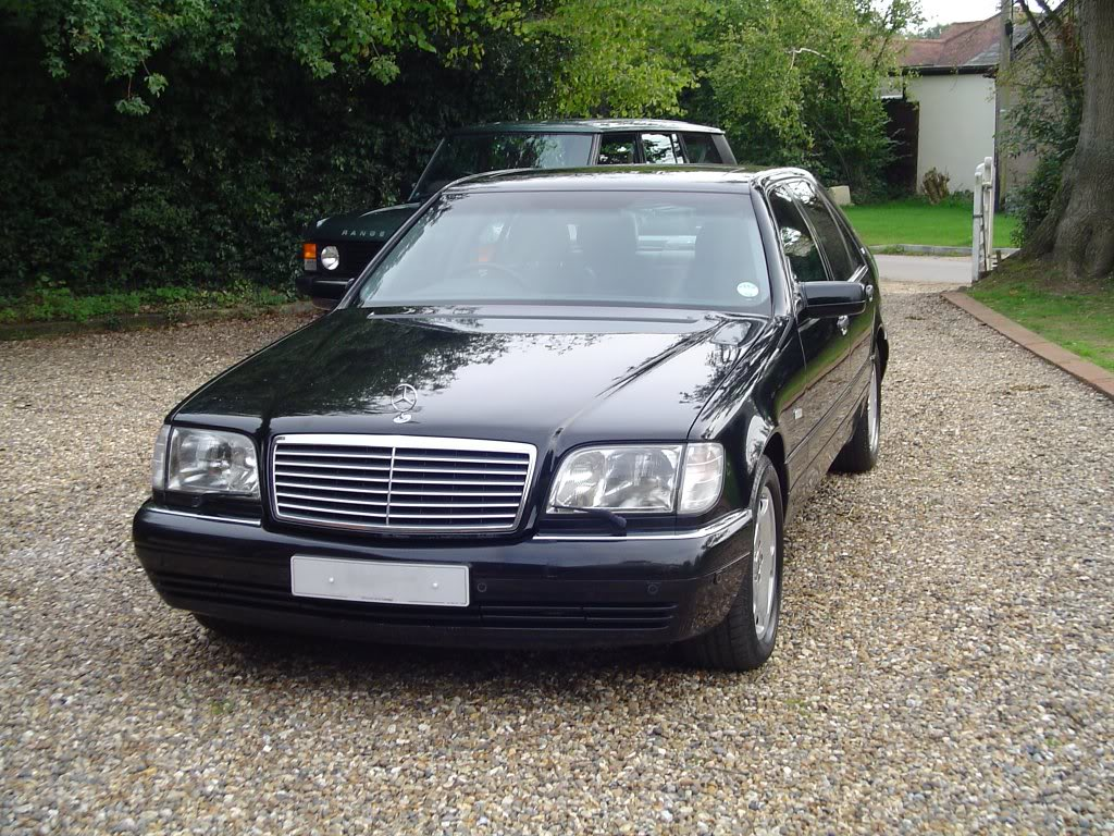1992 mercedes benz 600 class photos informations