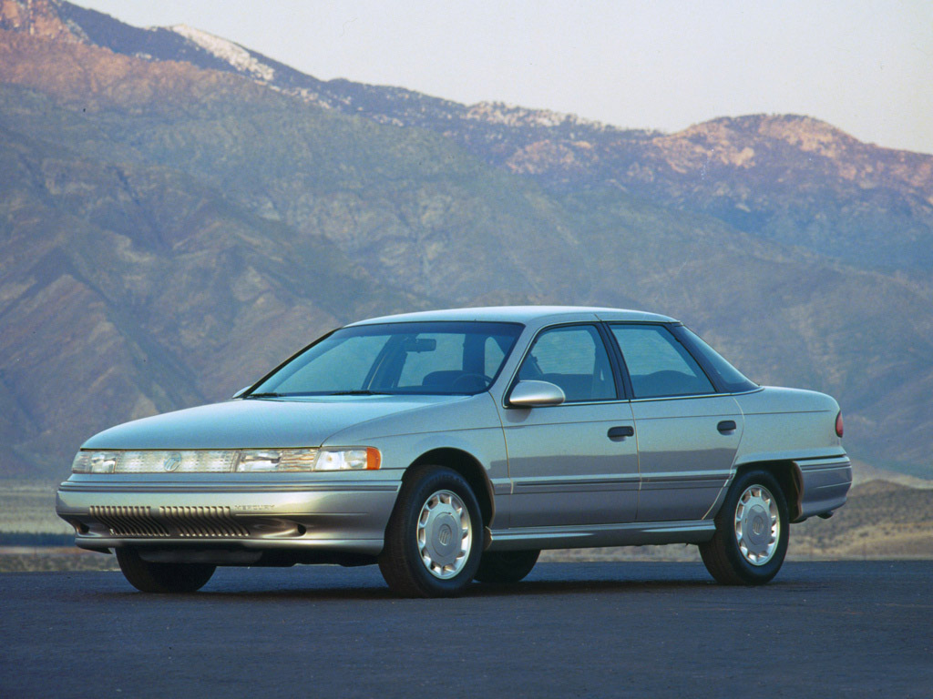 1992 Mercury Sable #14