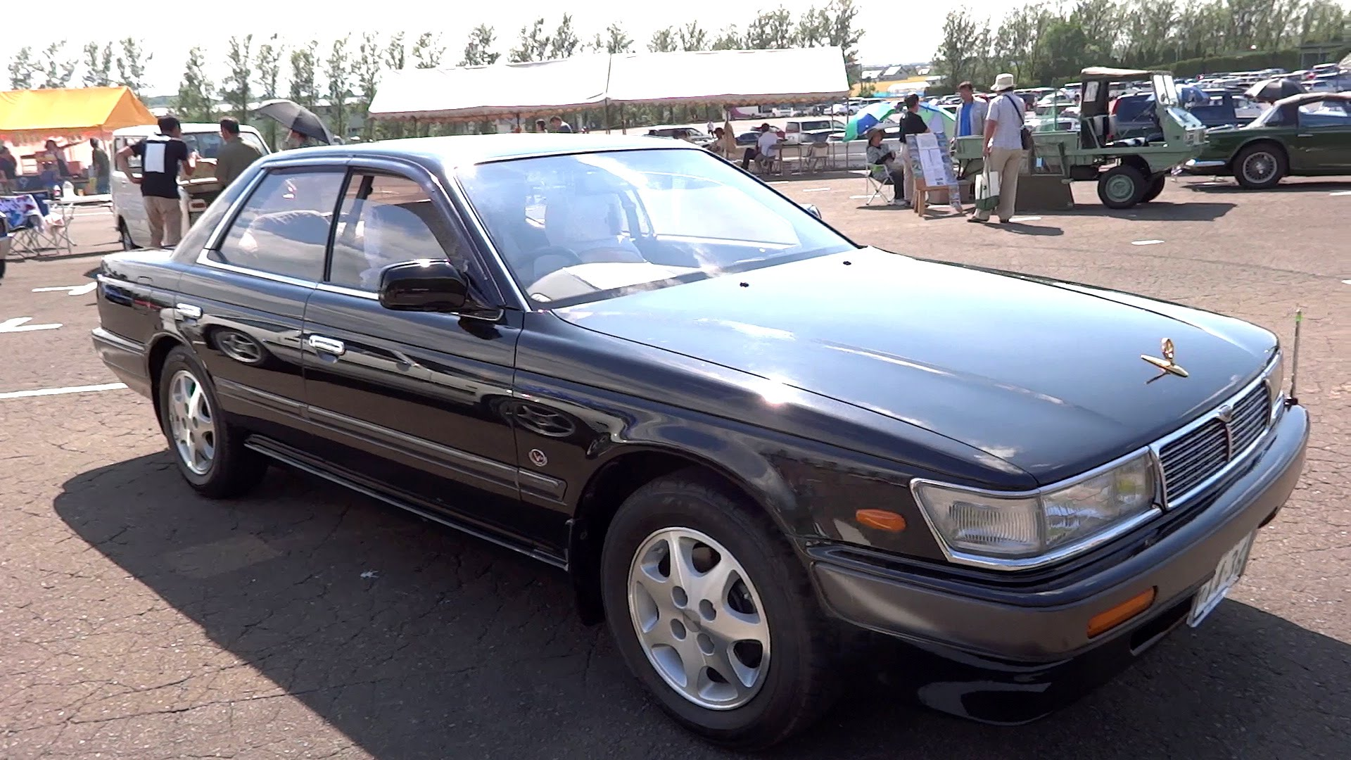 1992 Nissan Laurel #23