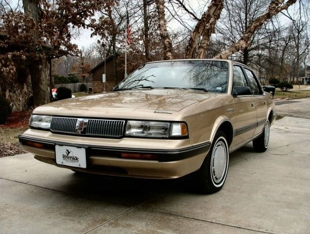 1992 Oldsmobile Cutlass Ciera #20