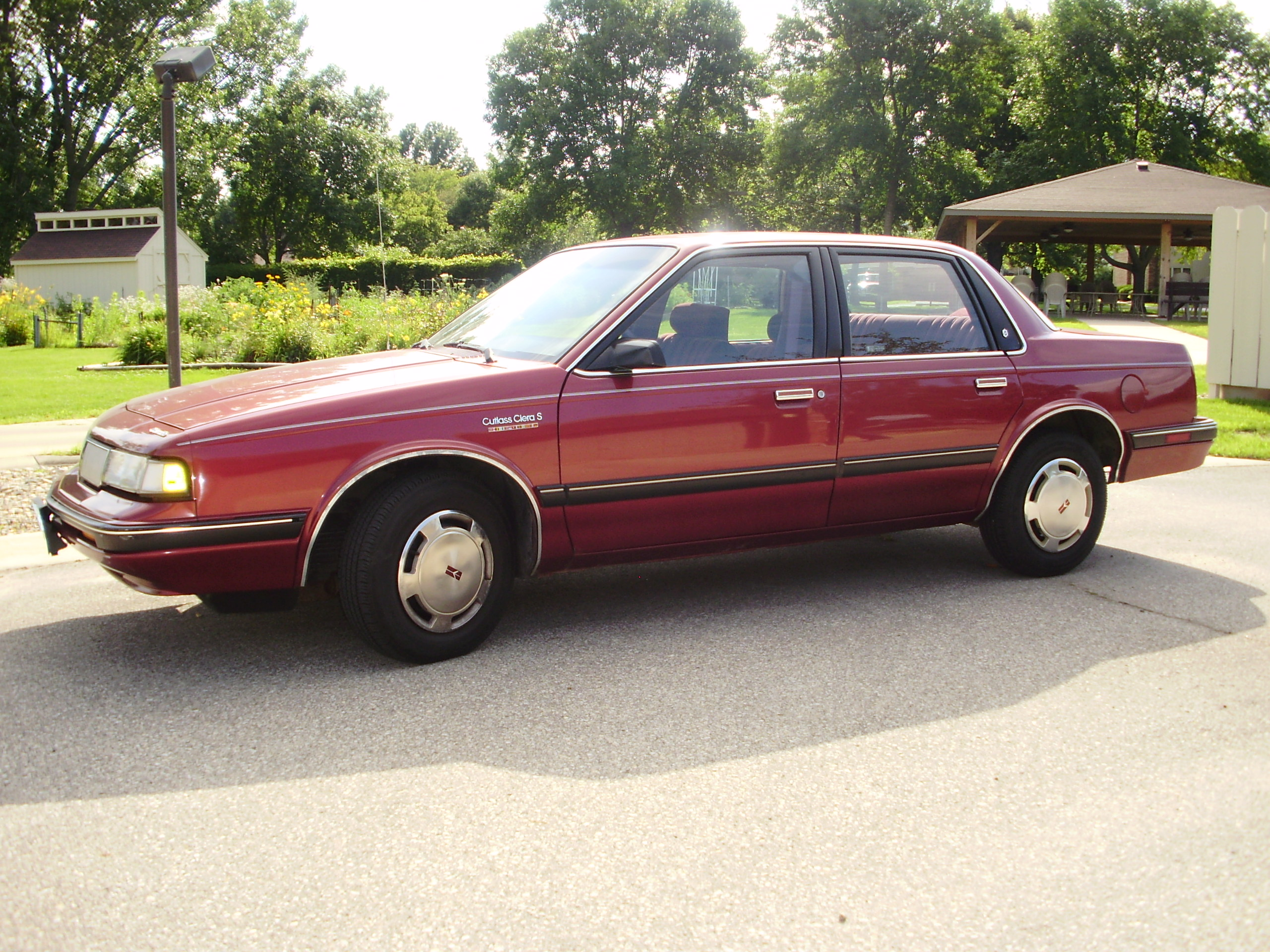 1992 Oldsmobile Cutlass Ciera #18