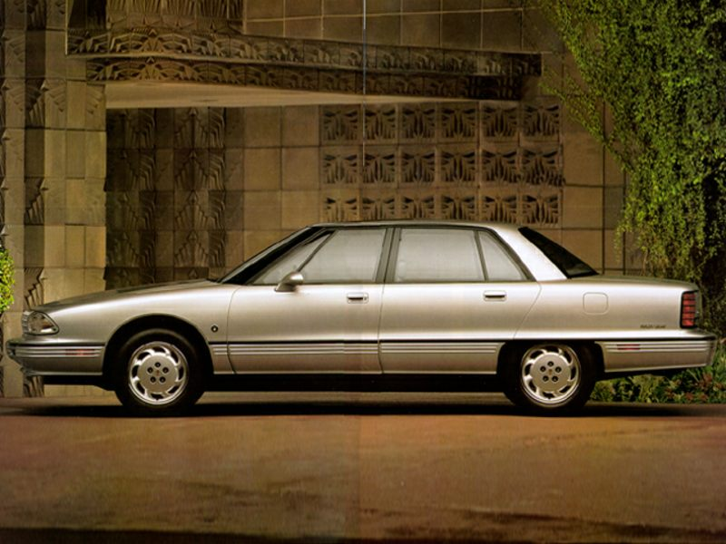 1992 Oldsmobile Ninety-eight #18