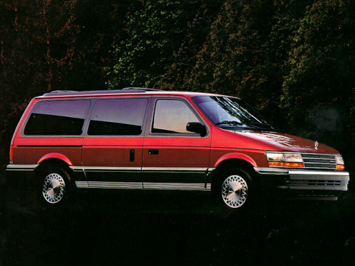 1992 Plymouth Grand Voyager #18