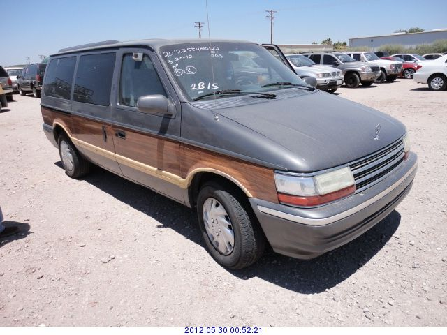 1992 Plymouth Voyager #22