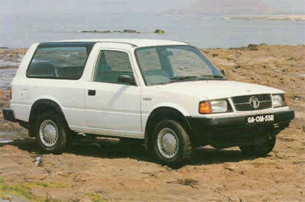 1992 Tata Estate #18