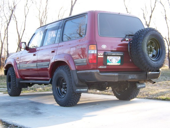 1992 Toyota Land Cruiser #27
