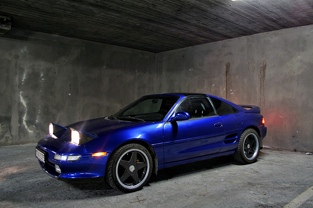 1992 Toyota Mr2 #21