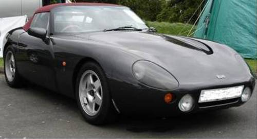 1992 TVR Griffith #18