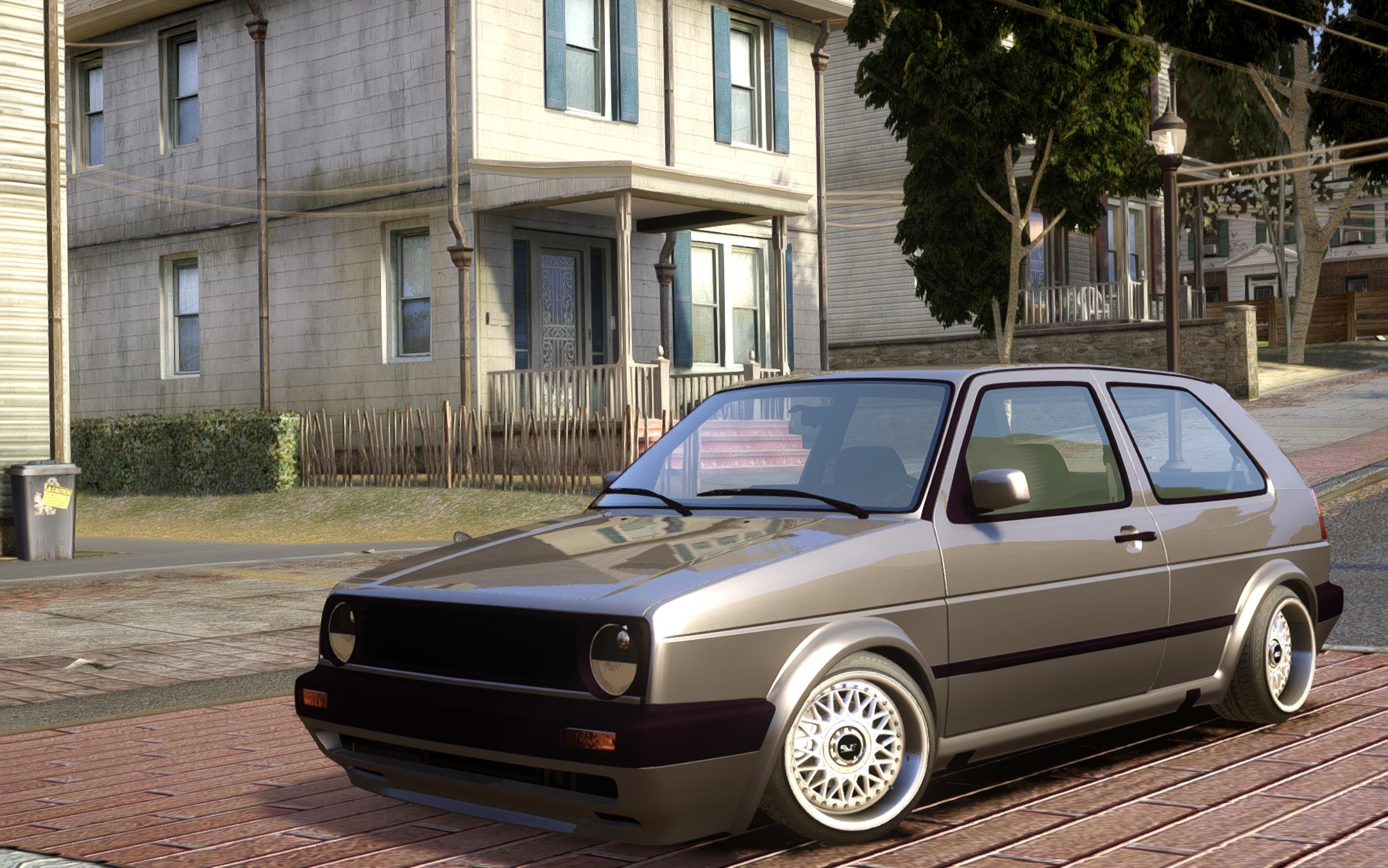 1992 Volkswagen Golf #11