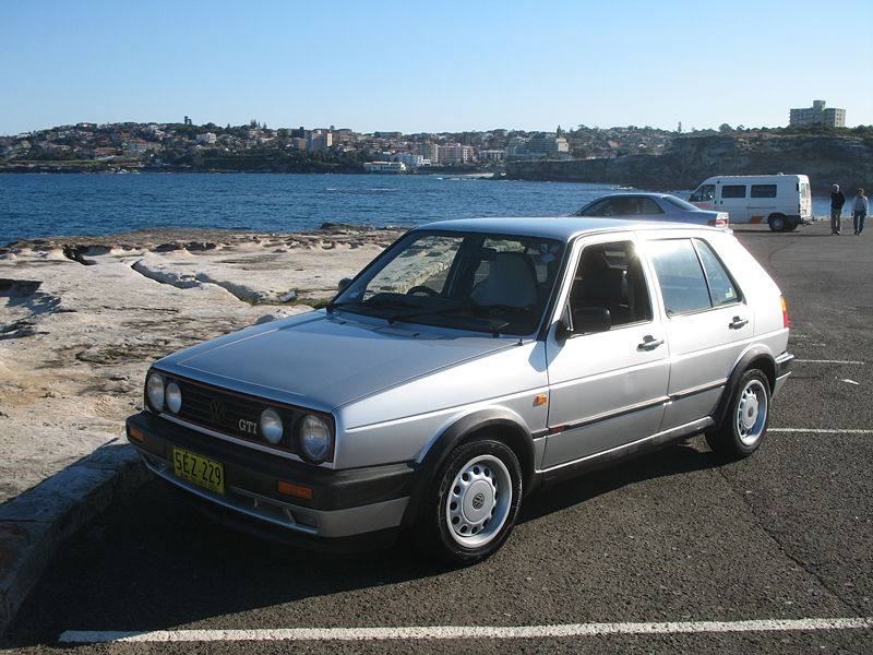 1992 Volkswagen Golf #15