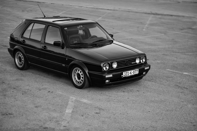 1992 Volkswagen Golf #8
