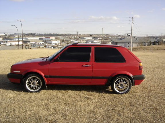 1992 Volkswagen Golf #10