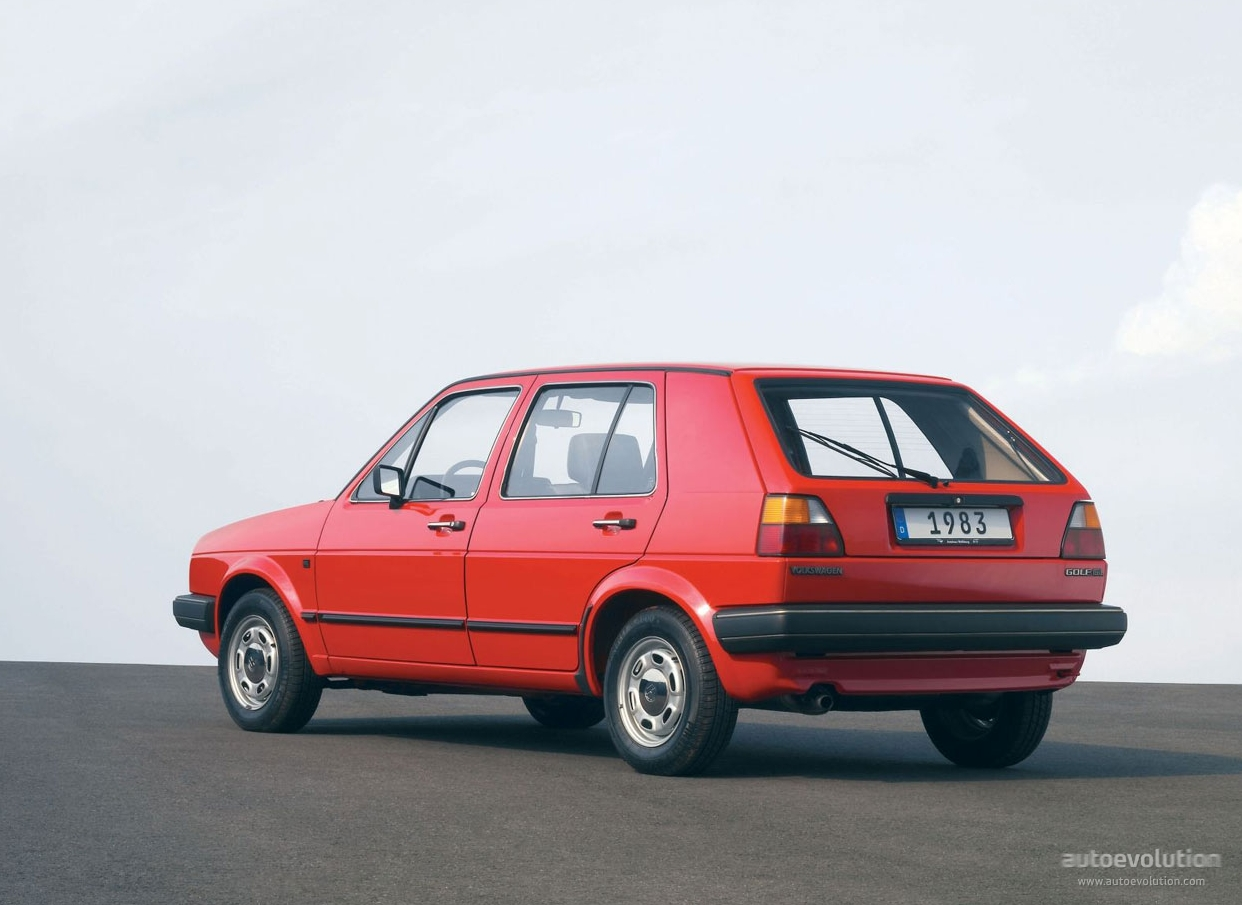 1992 Volkswagen Golf #3